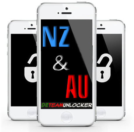 Australia & Nz Service For All Iphone All Model Supported