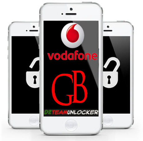 Vodafone UK iPhone 8/8Plus Clean IMEI